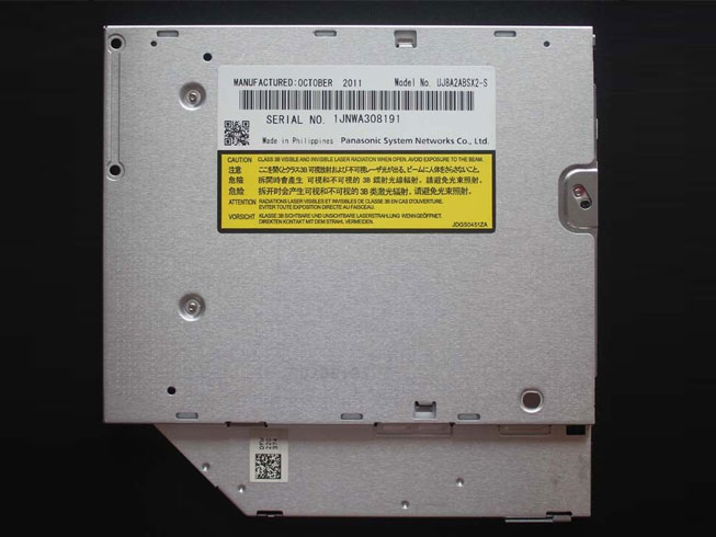 UJ8A2 UJ8A2ABSX2-S 9.5mm SATA Slim 8X DVD RW Burner Drive for SONY Vaio PCG VPC