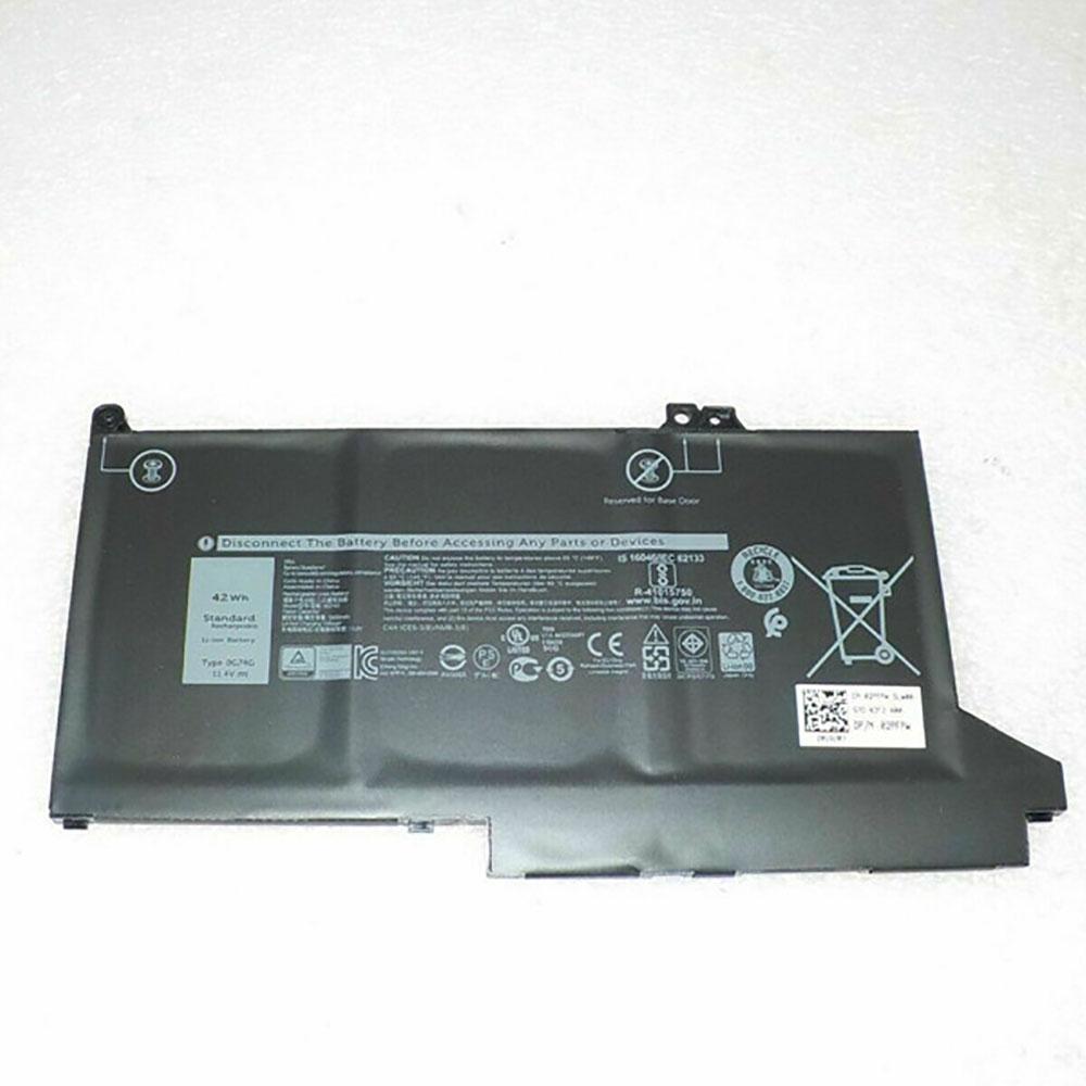 Dell 0G74G batterie