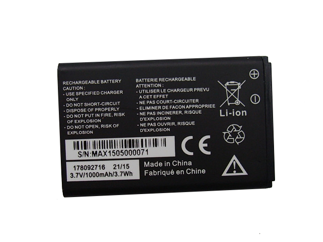 MobiWire 178092716 batterie