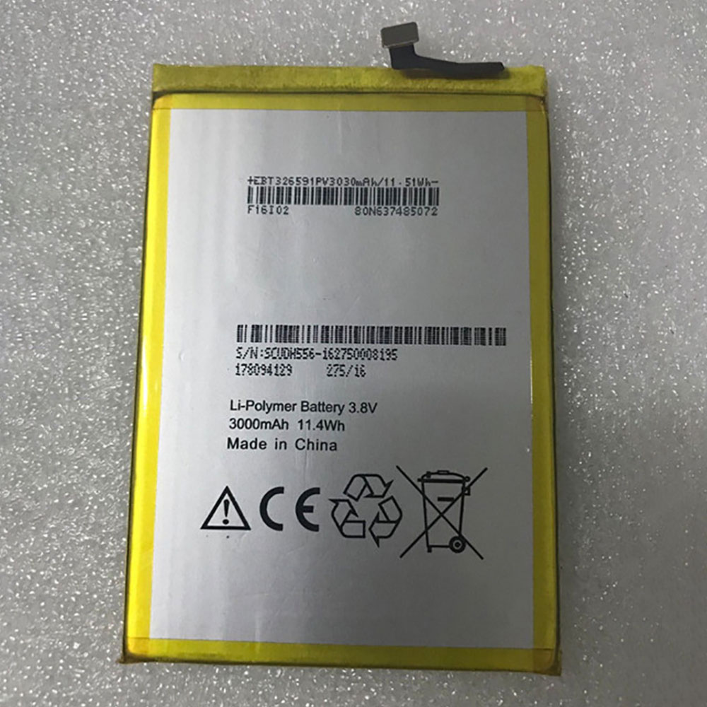 Mobiwire 178094129 batterie