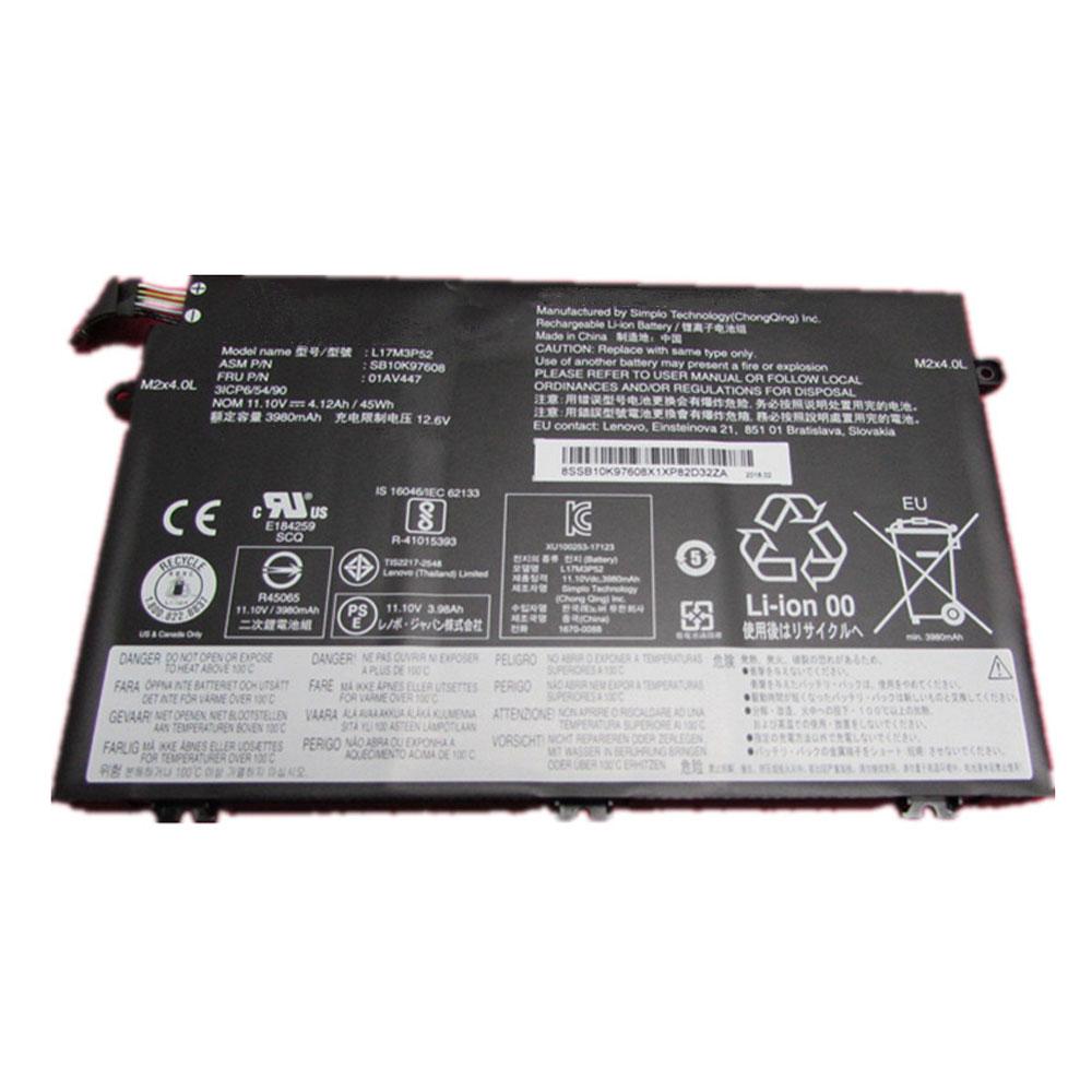 Lenovo L17M3P52 batterie
