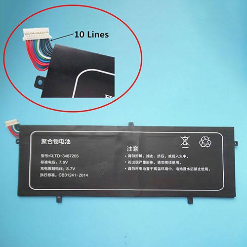 JUMPER 3282122-2S batterie