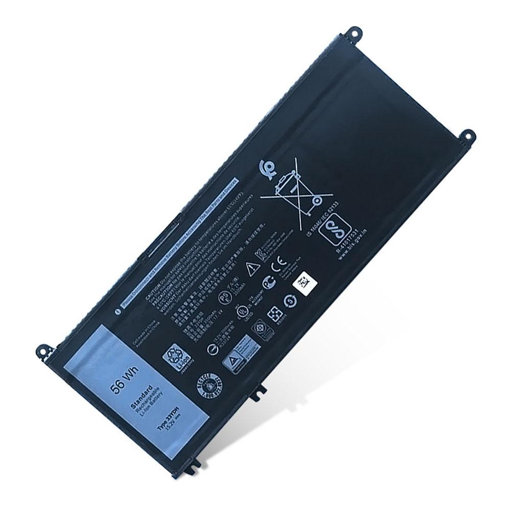 Dell 33YDH batterie
