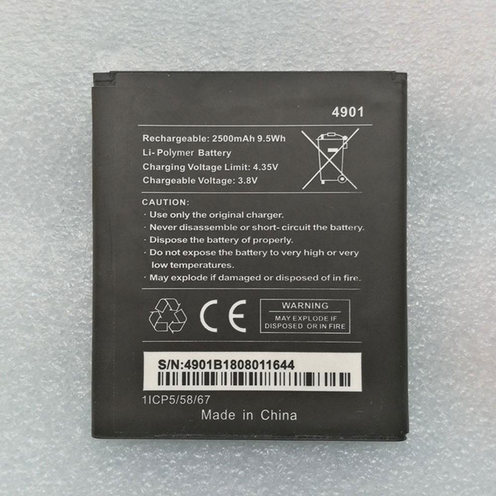 Wiko 4901 batterie
