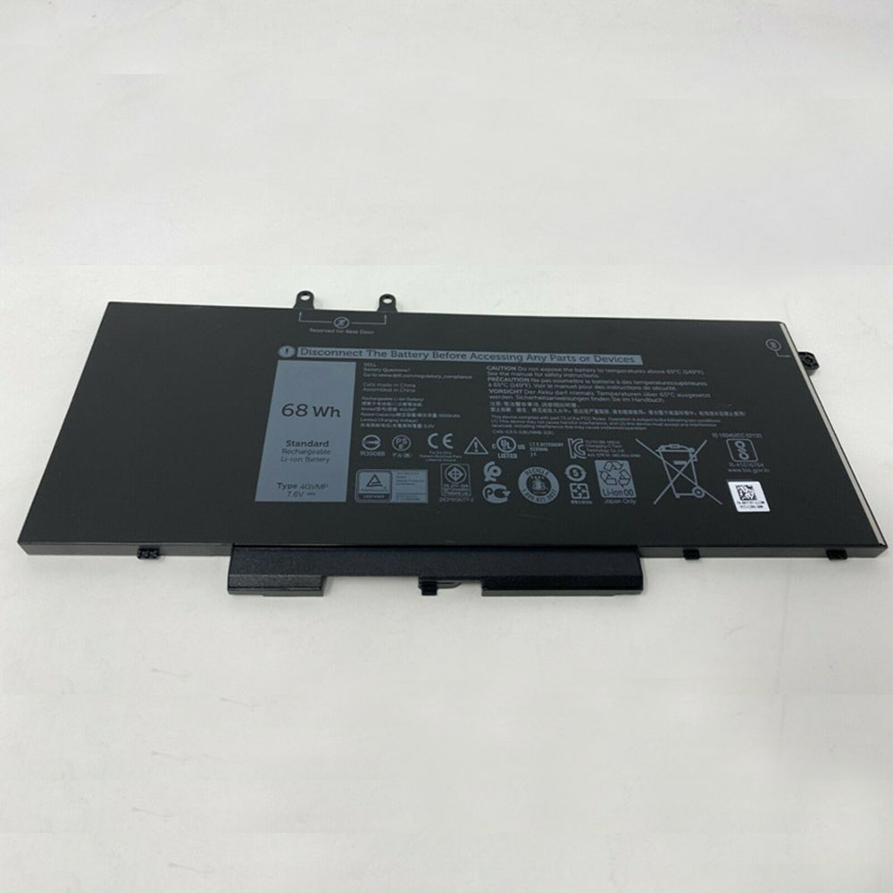 Dell Latitude 5400 5500 batterie