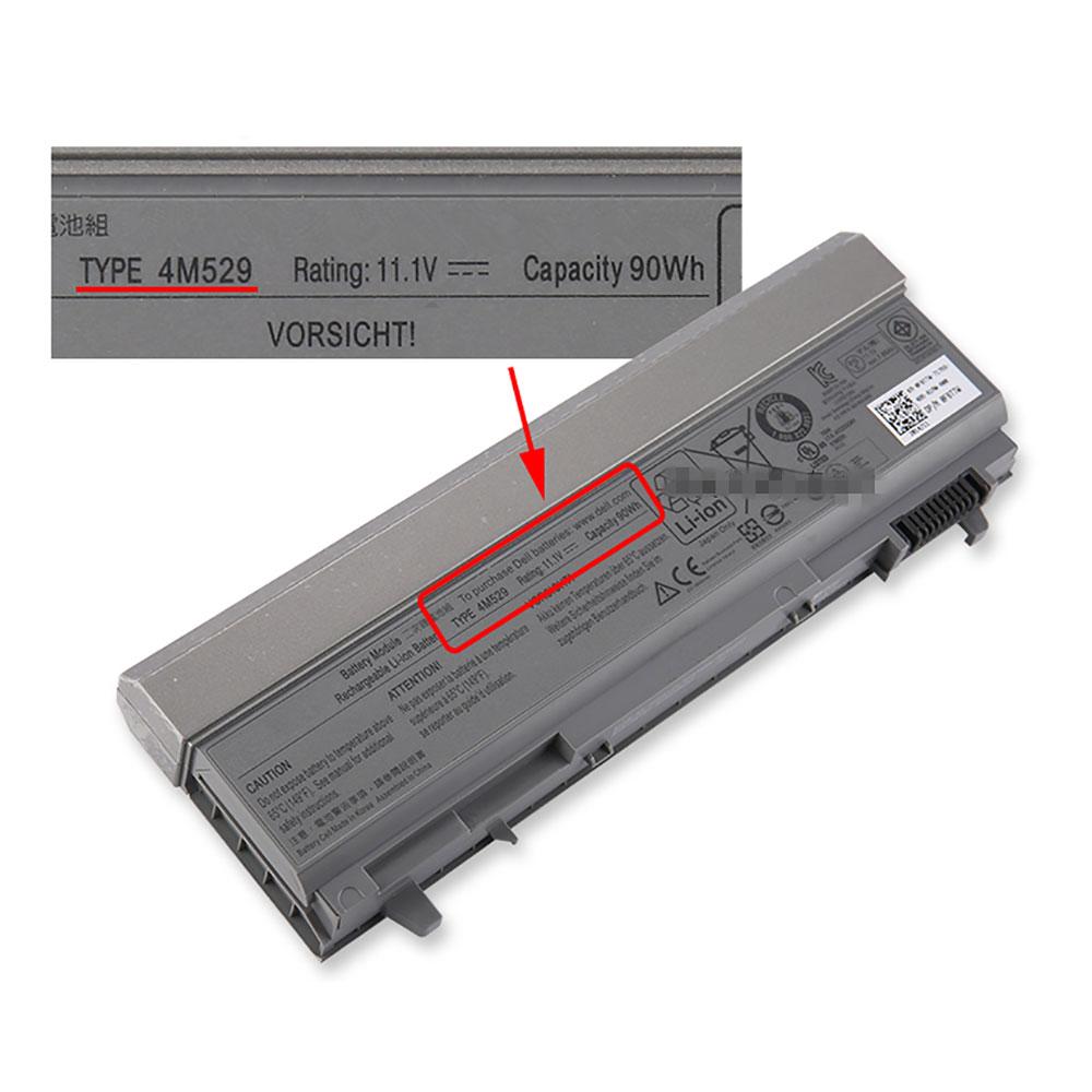 DELL 4M529 batterie