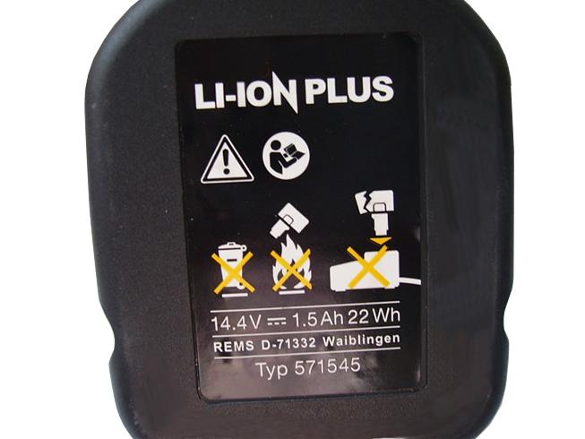 REMS 571545 batterie