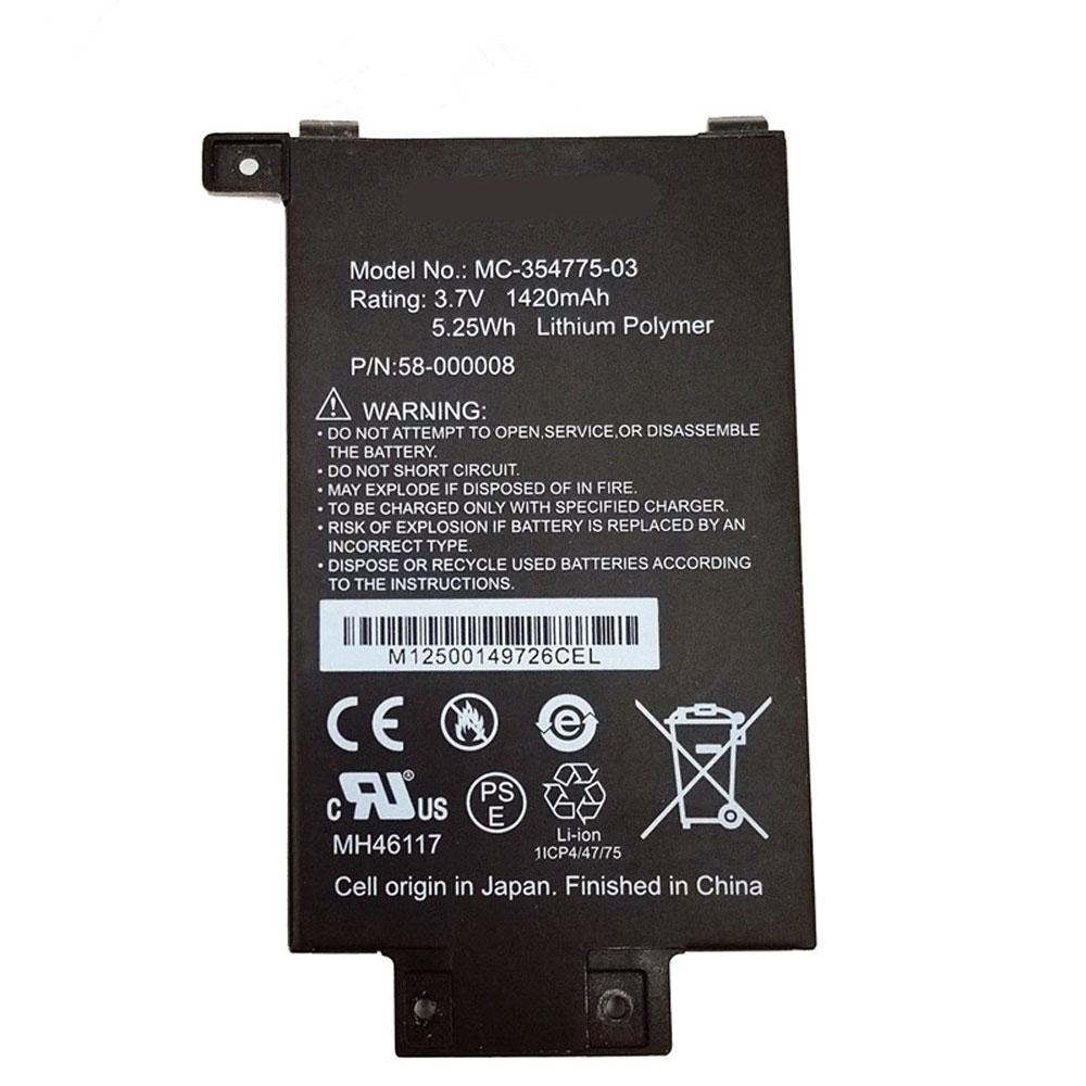 Amazon MC-354775-03 batterie