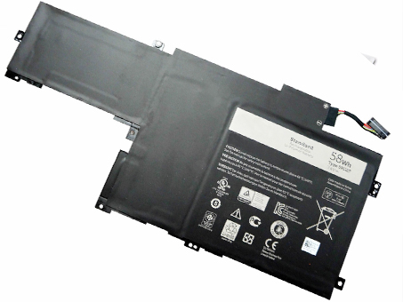Dell C4MF8 batterie