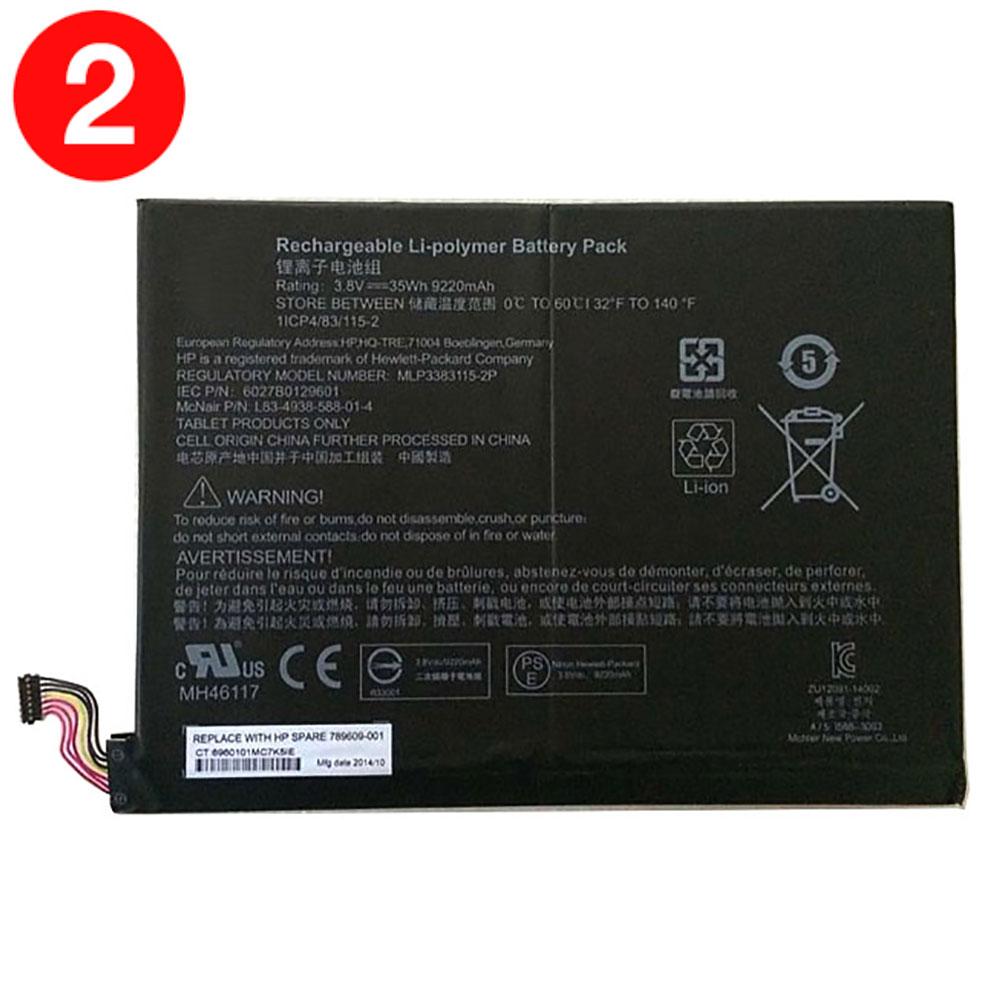 HP 789609-001 batterie