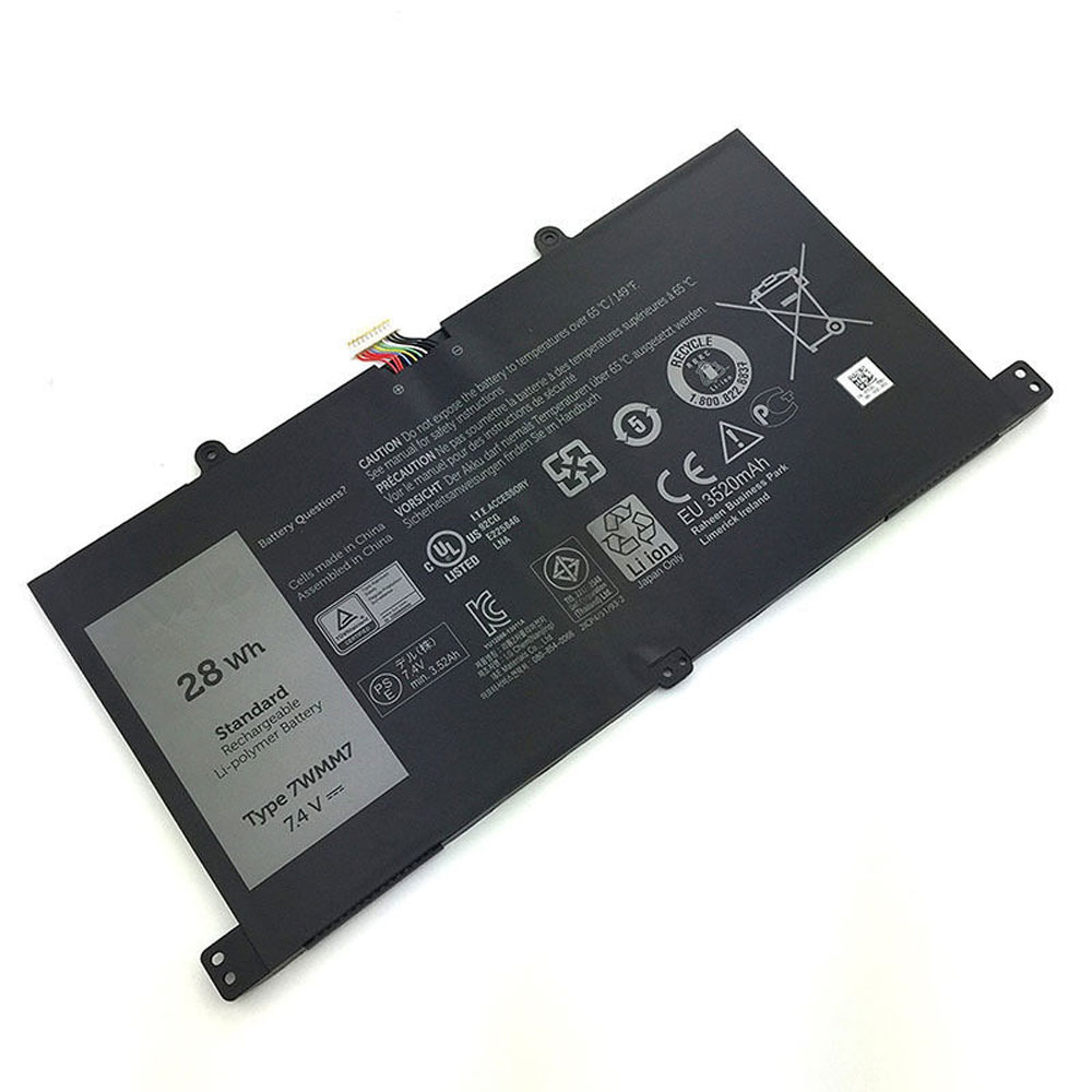 Dell 7WMM7 batterie