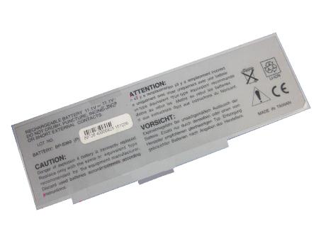 Fujitsu 8089X batterie