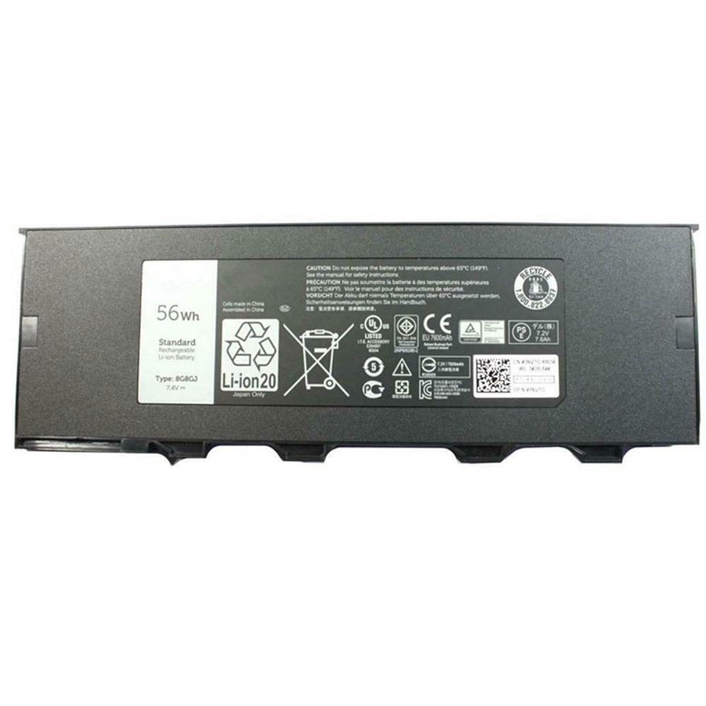 Dell 8G8GJ batterie