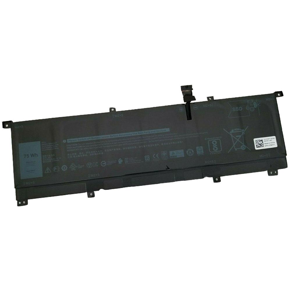 Dell 8N0T7 batterie