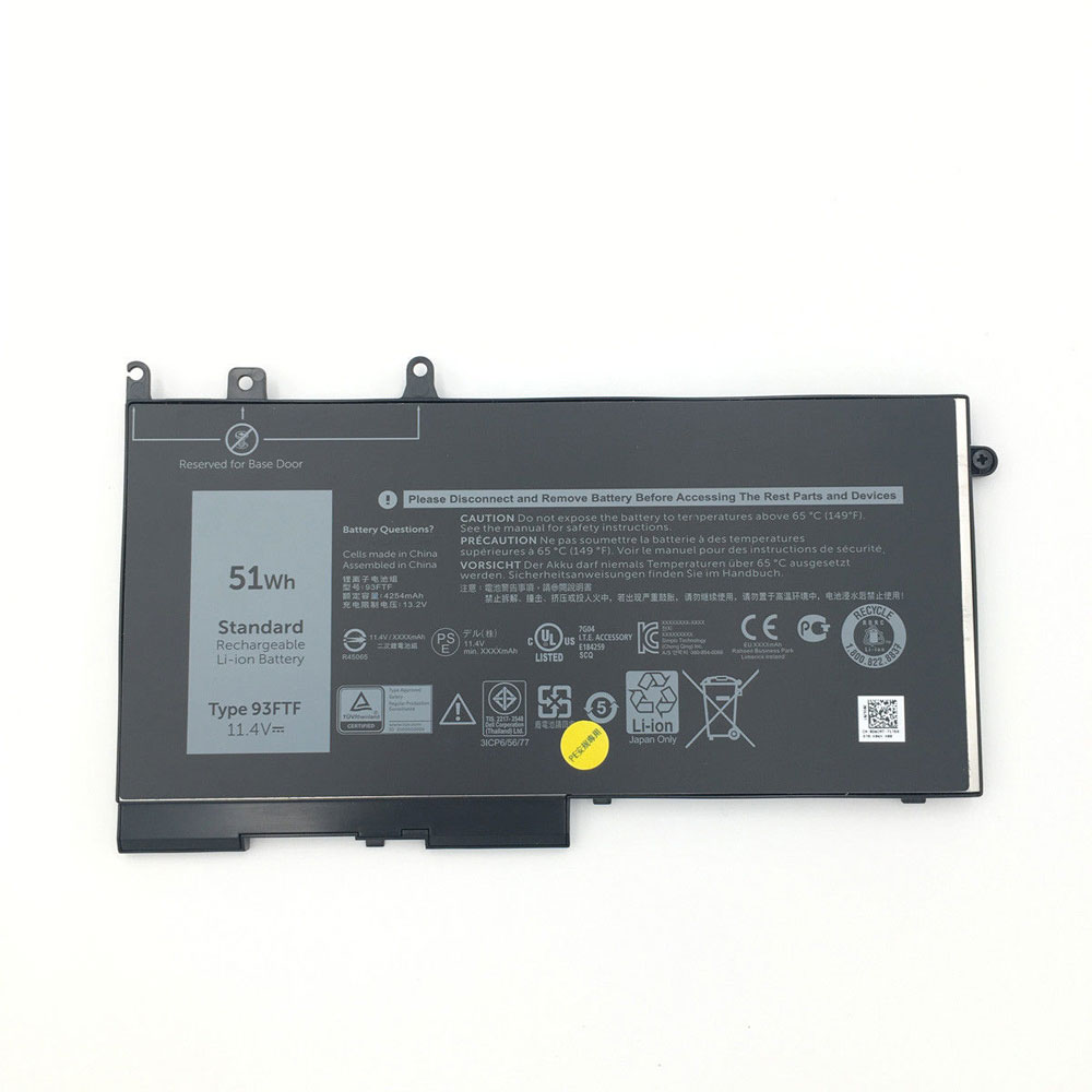 Dell D4CMT batterie