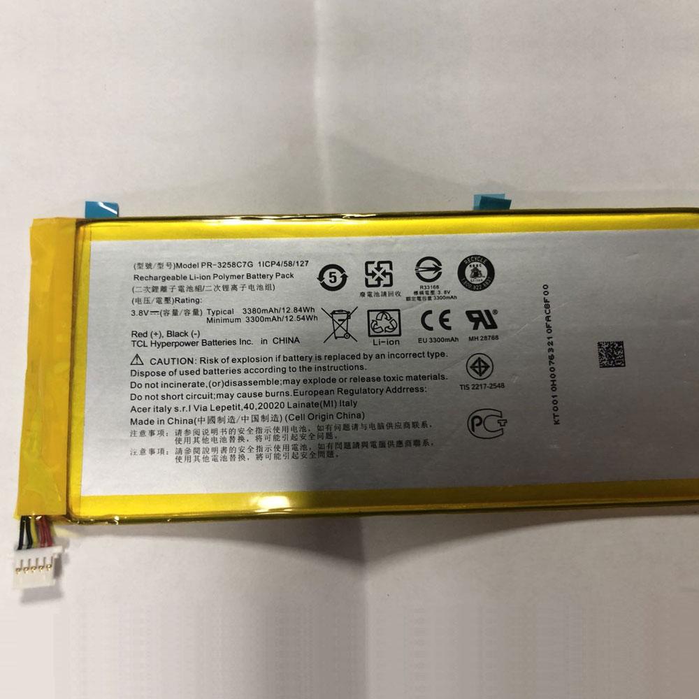Acer PR-3258C7G batterie