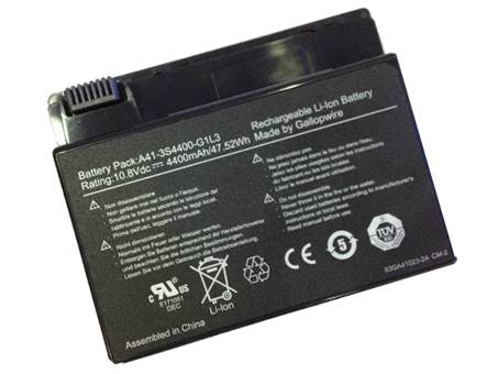 Hasee A41-4S2200-C1H1 batterie