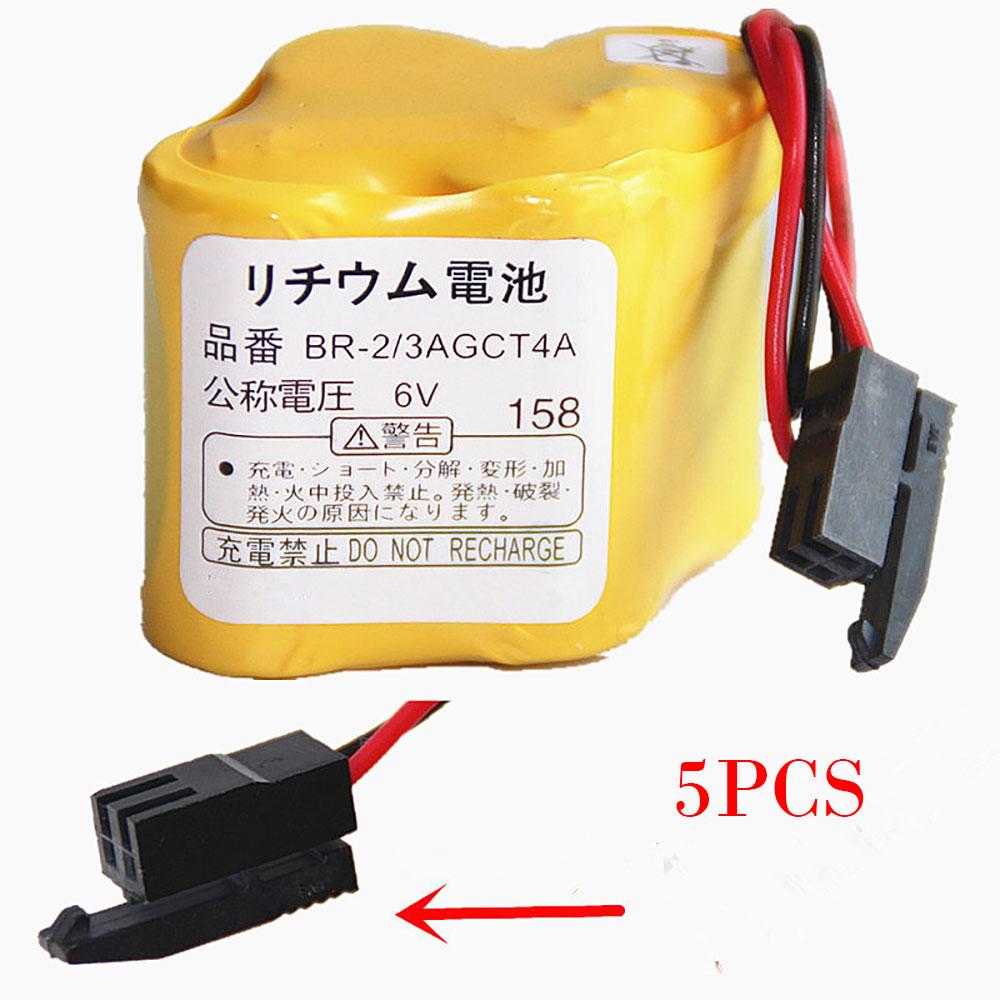 Fanuc BR 2 3AGCT4A batterie