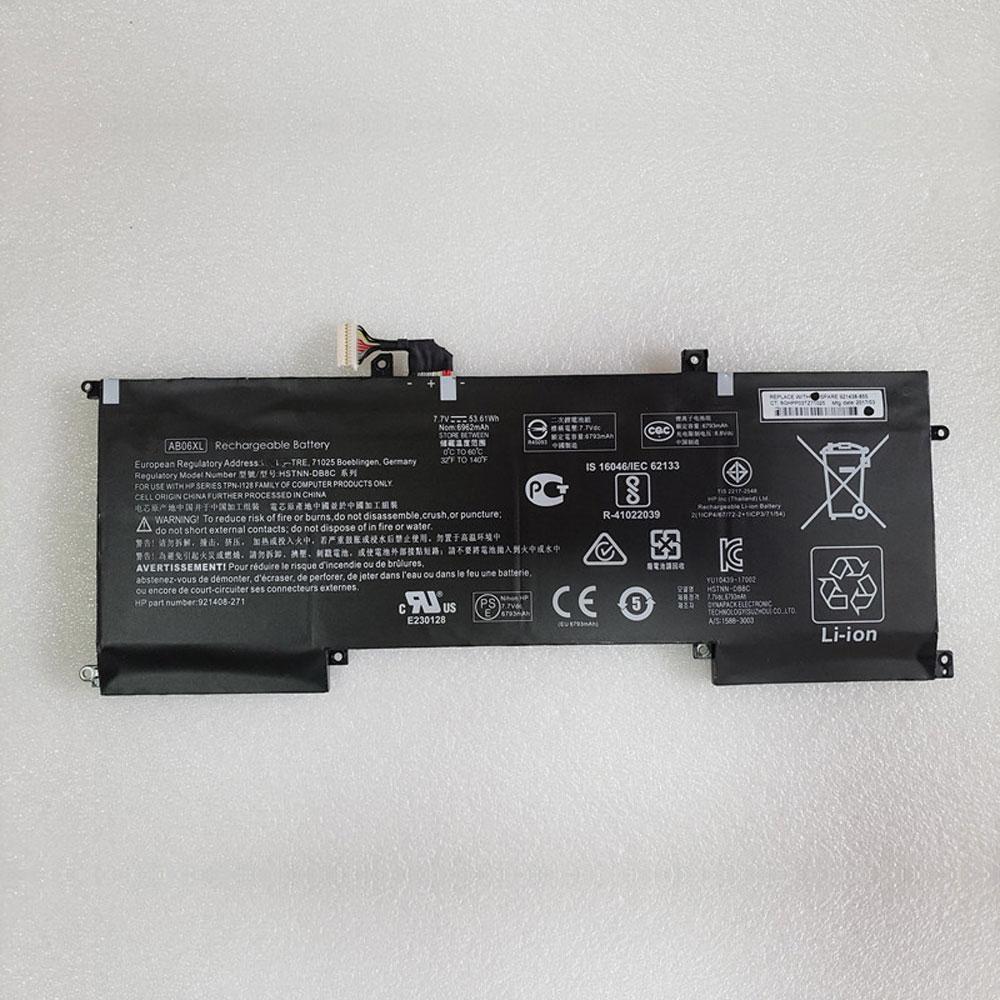 HP AB06XL batterie