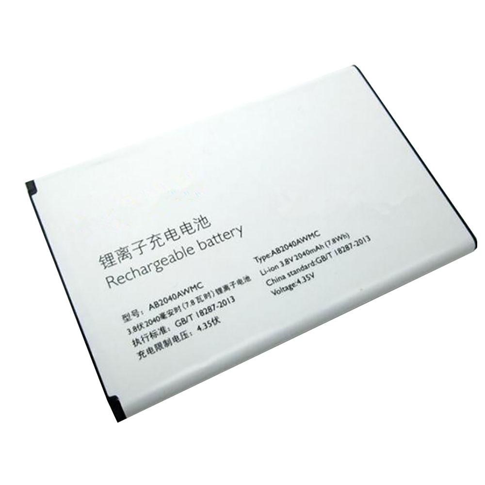 Philips AB2040AWMC batterie