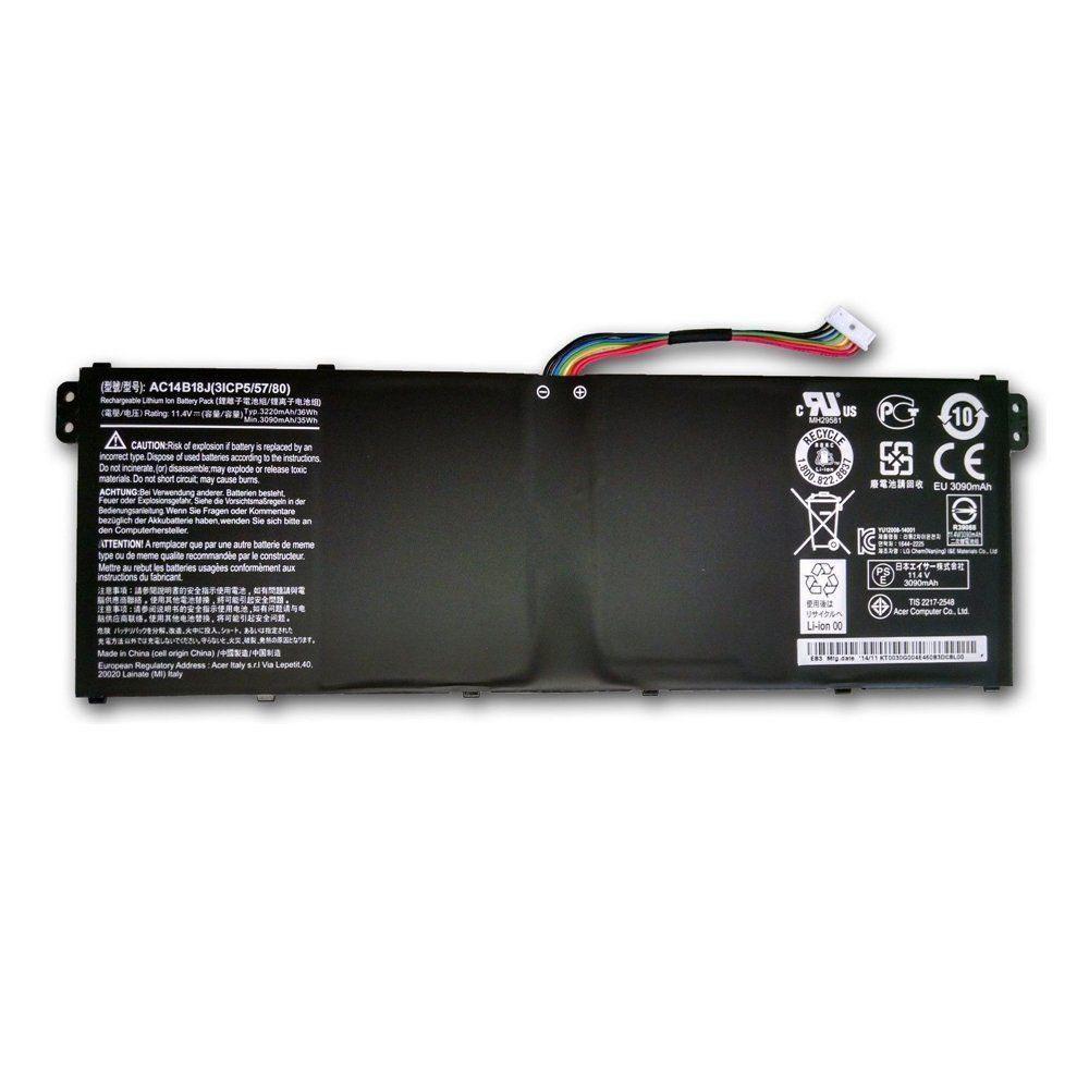 Acer AC14B13J batterie