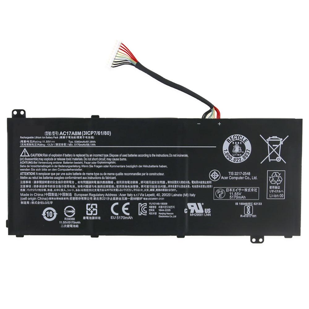 ACER AC17A8M batterie