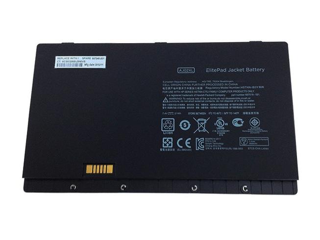 Hp AJ02XL batterie