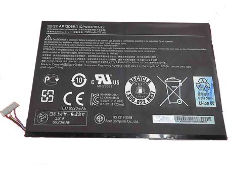 Acer 1ICP4/83/103-2 batterie