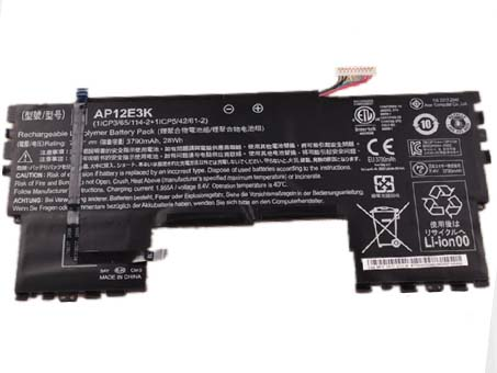 Acer 1/CP3/65/114 2 1/CP5/42/61 2 batterie