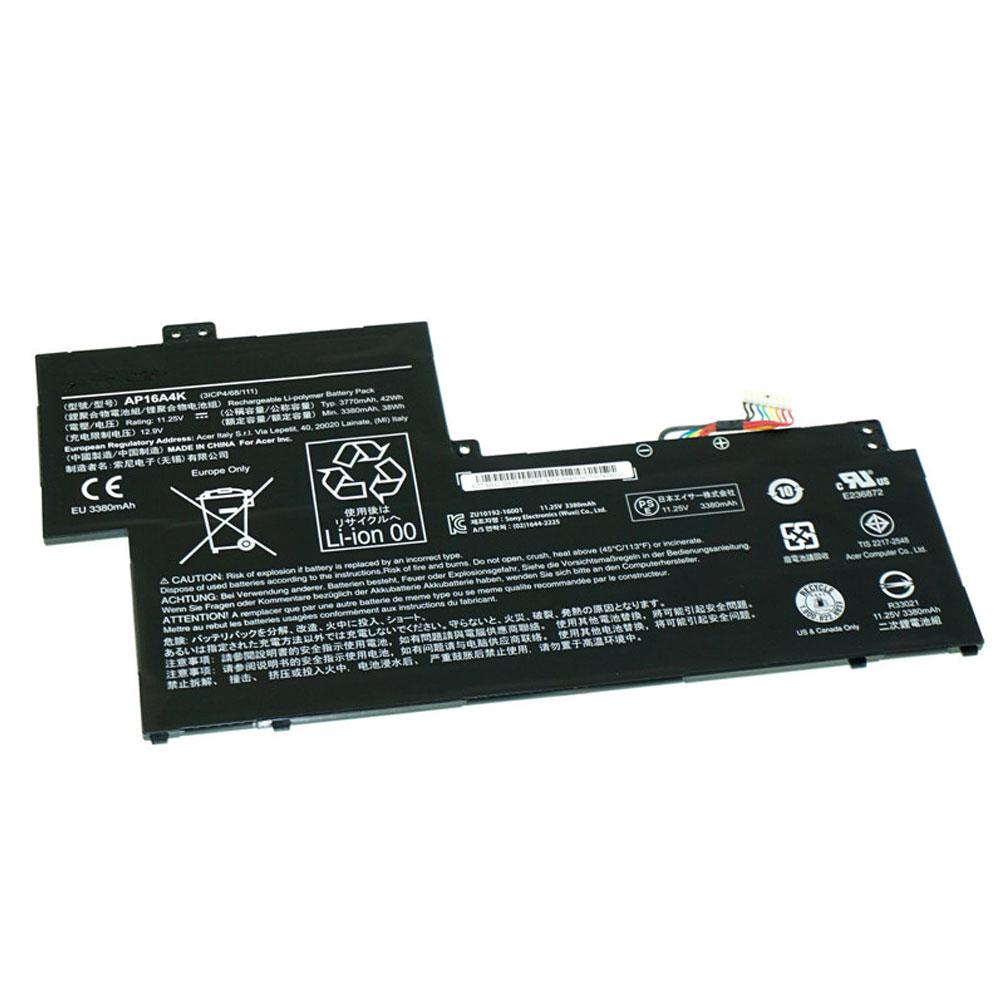 ACER AP16A4K batterie