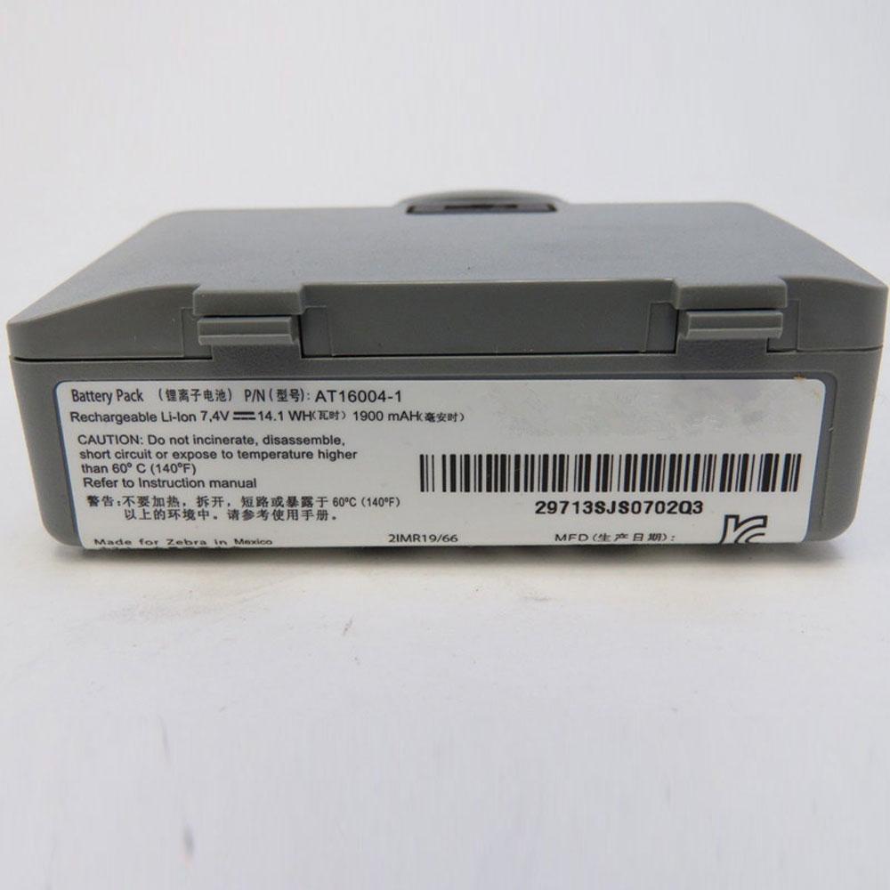 Zebra AT16004-1 batterie
