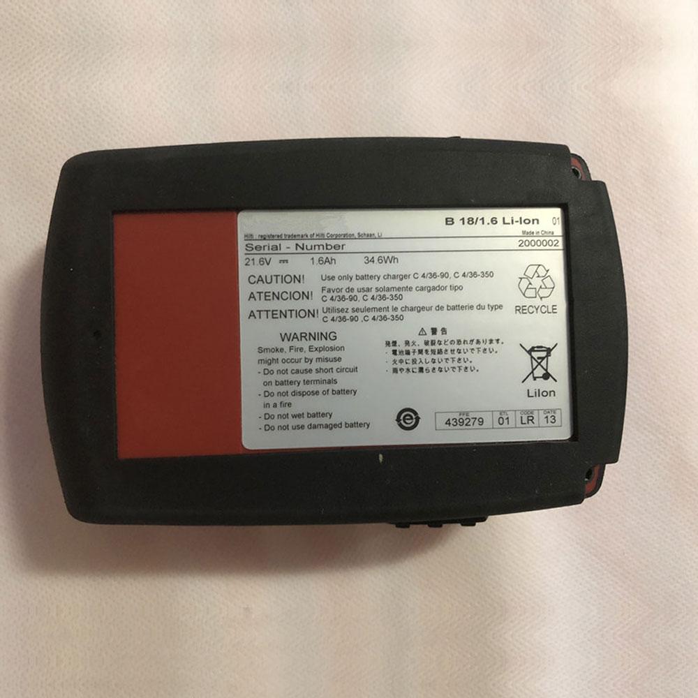 Hilti B batterie