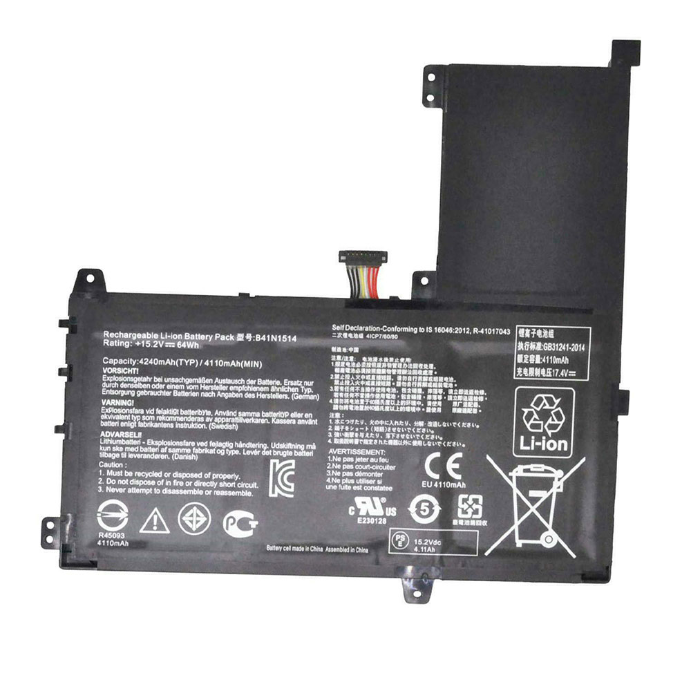 ASUS B41N1514 batterie