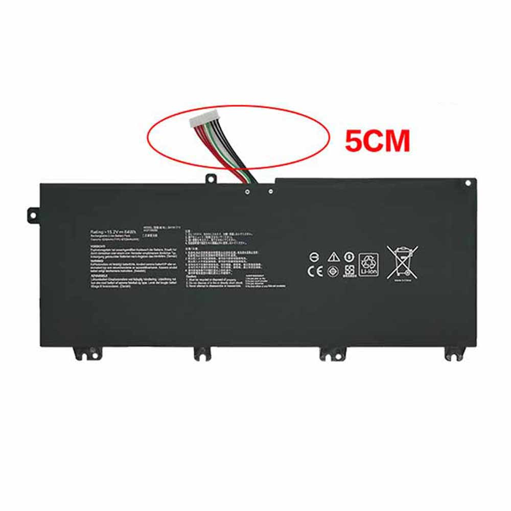 Asus GL503VD GL703VD FX503VM FX63VD batterie