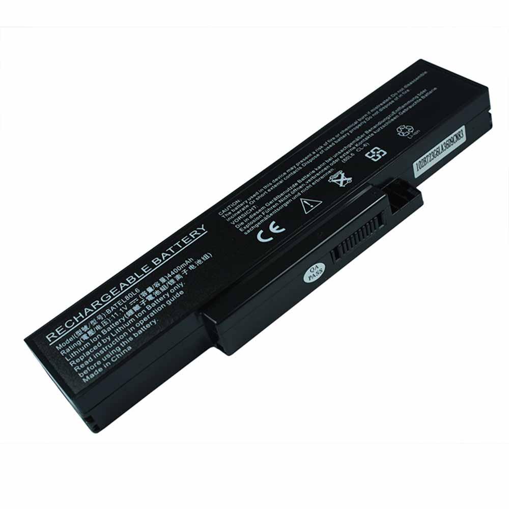 Dell BATEL80L6 batterie