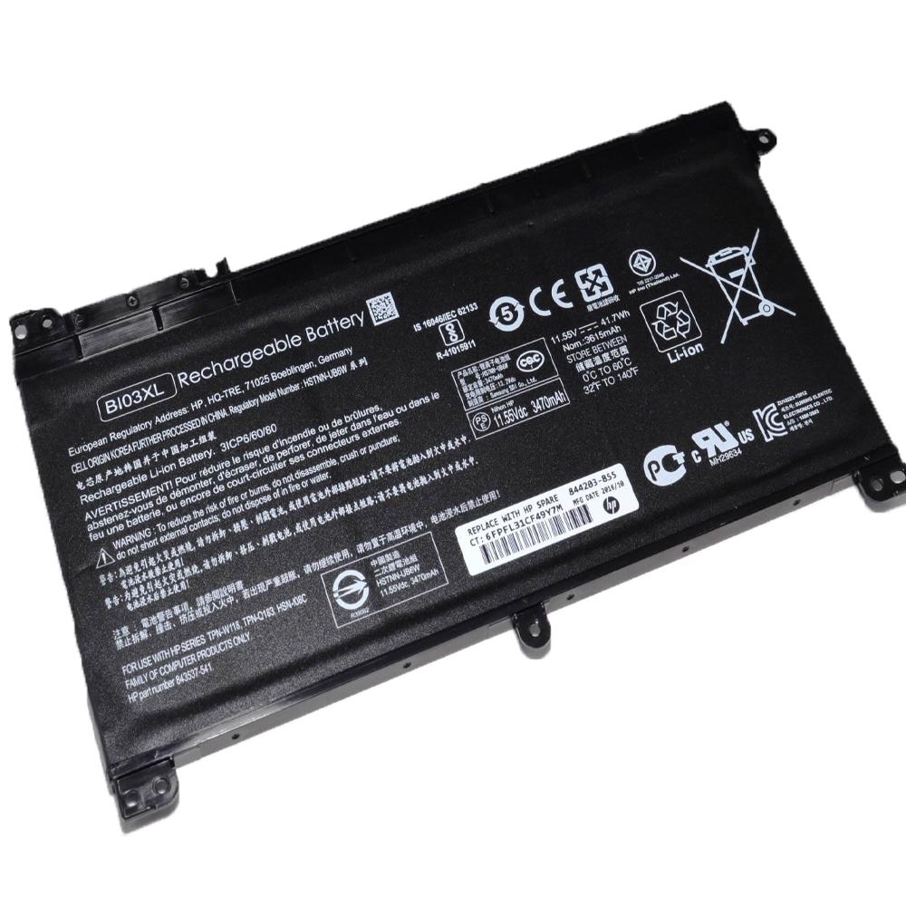 HP BI03XL batterie