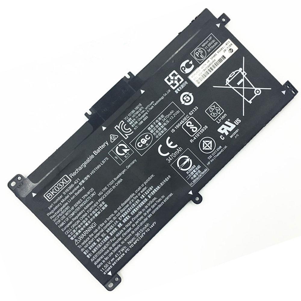 HP BK03XL batterie