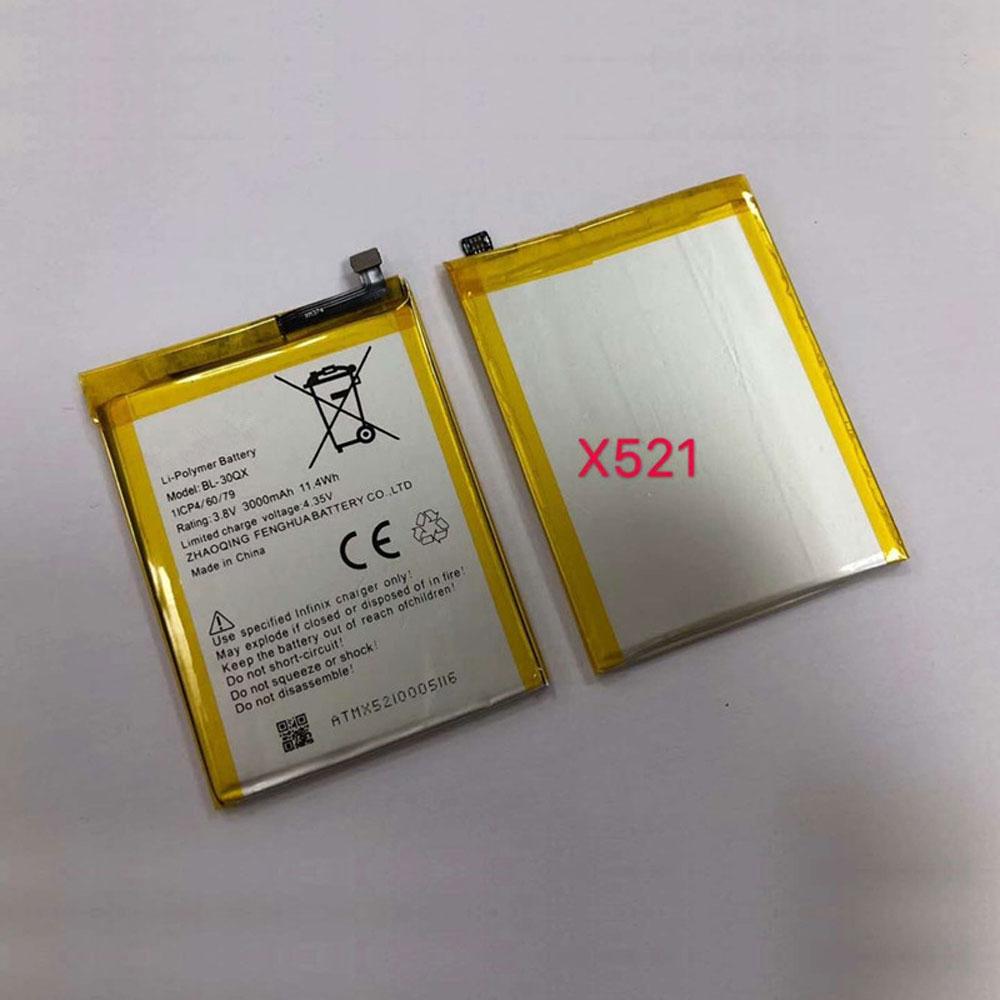 Infinix BL-30QX batterie