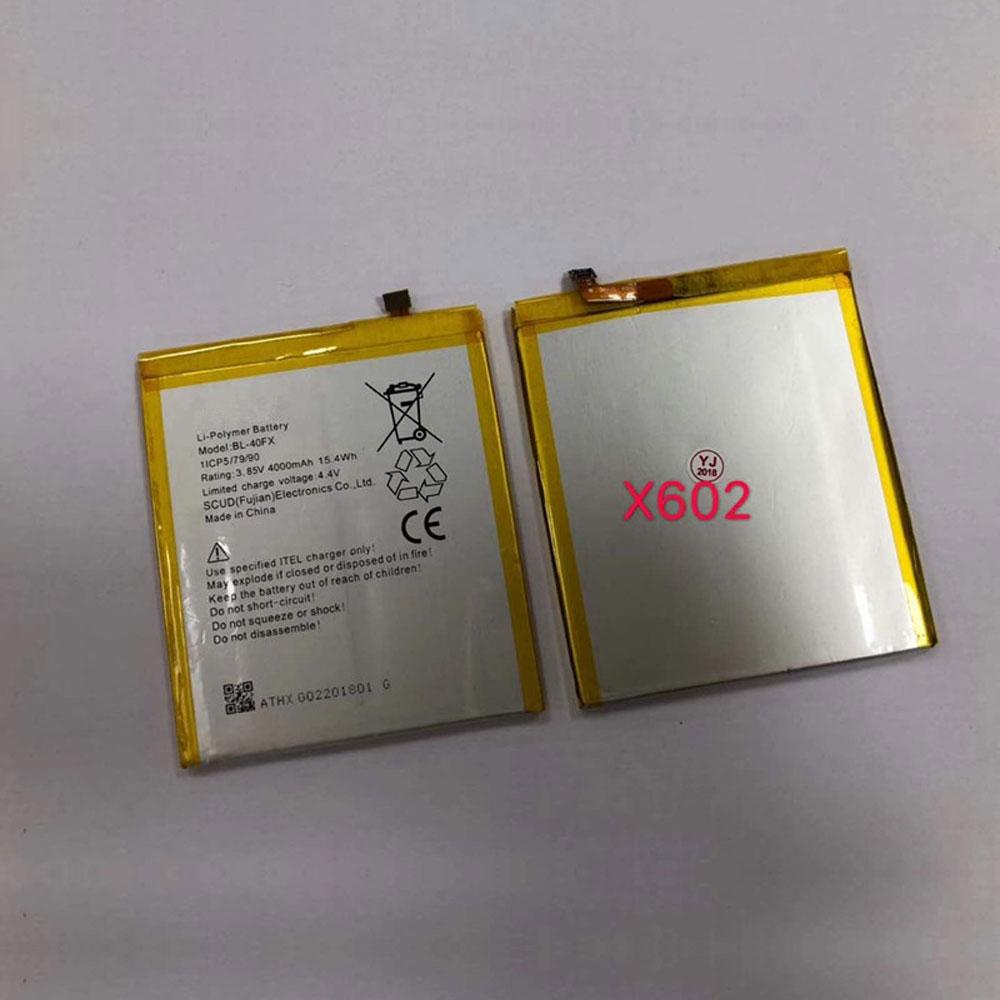 Infinix BL-40FX batterie