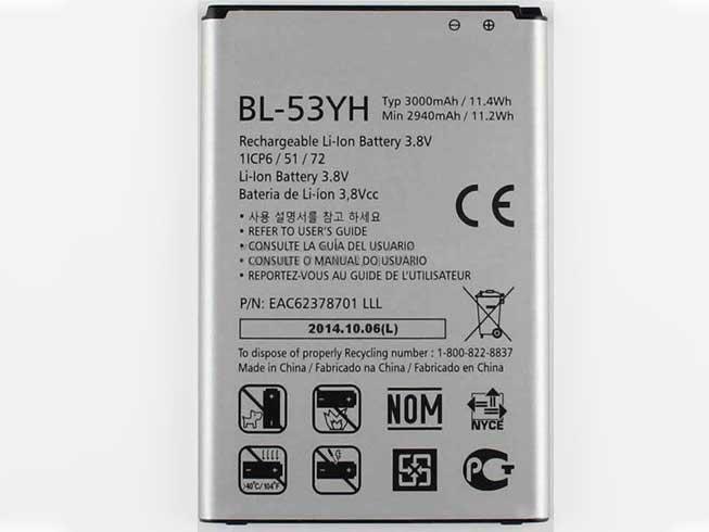 LG BL-53YH batterie