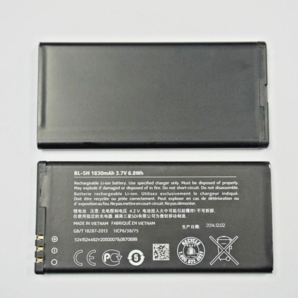 Nokia BL-5H batterie