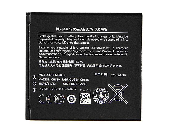 NOKIA BL-L4A batterie