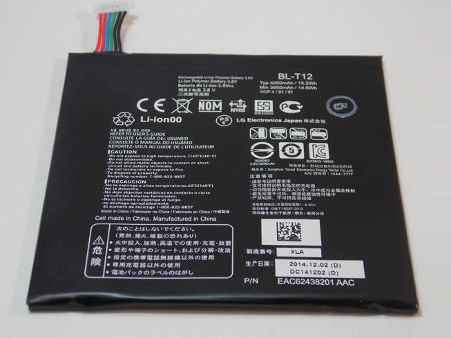 LG BL-T12 batterie