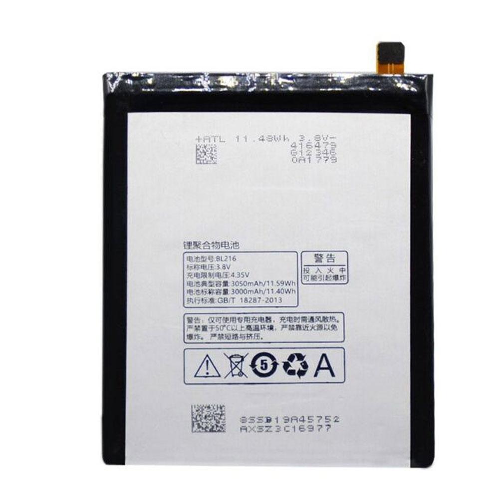 Lenovo BL216 batterie