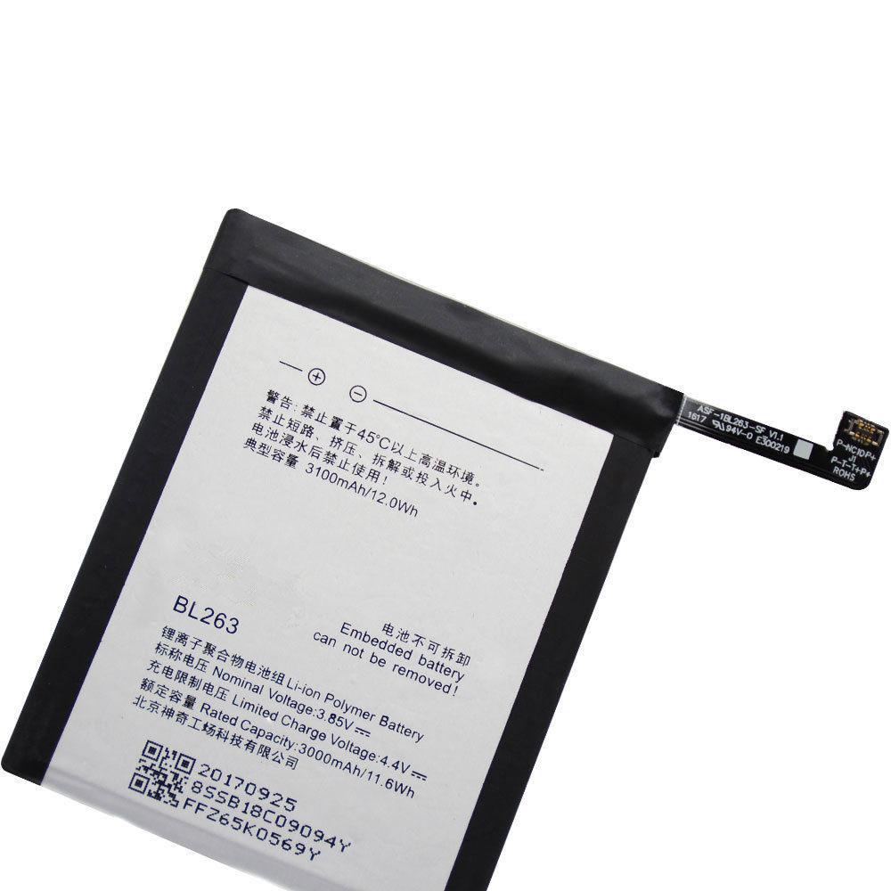 Lenovo BL263 batterie