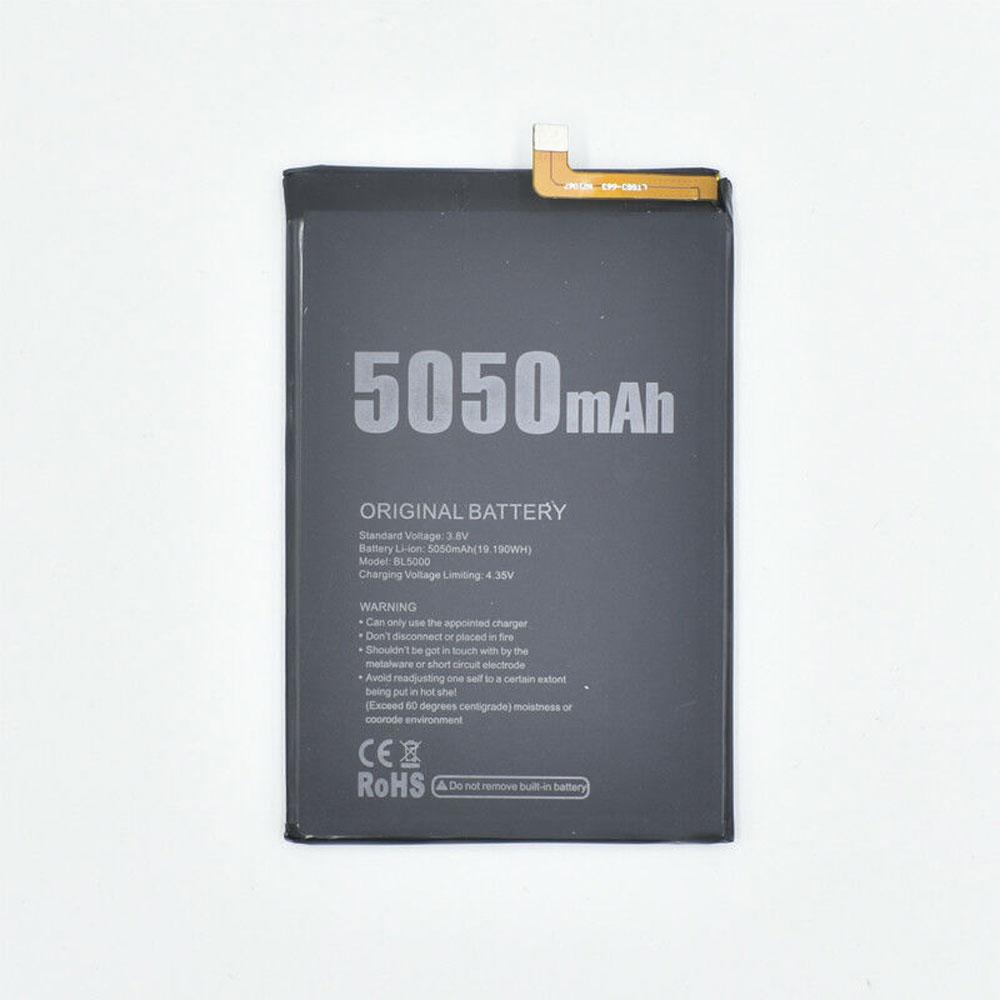 DOOGEE BL5000 batterie