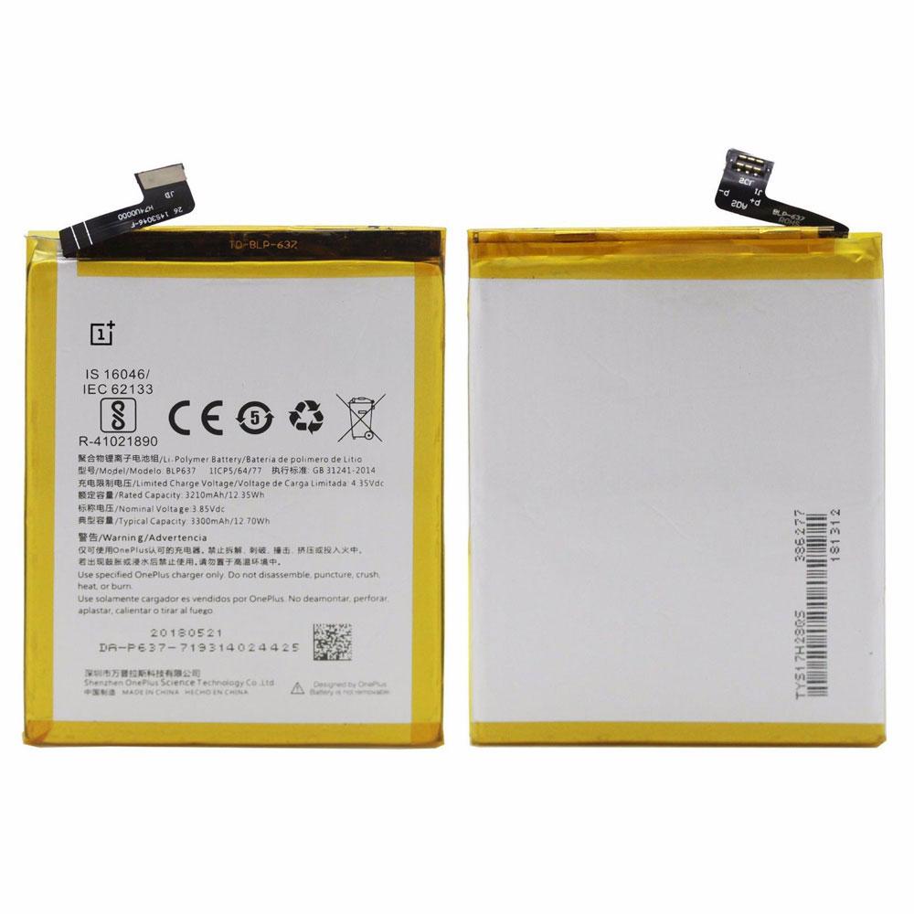 Oppo BLP637 batterie