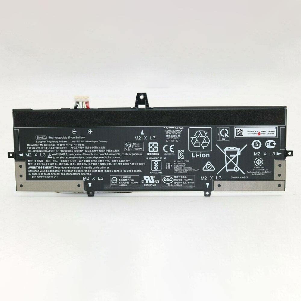 HP BM04XL batterie
