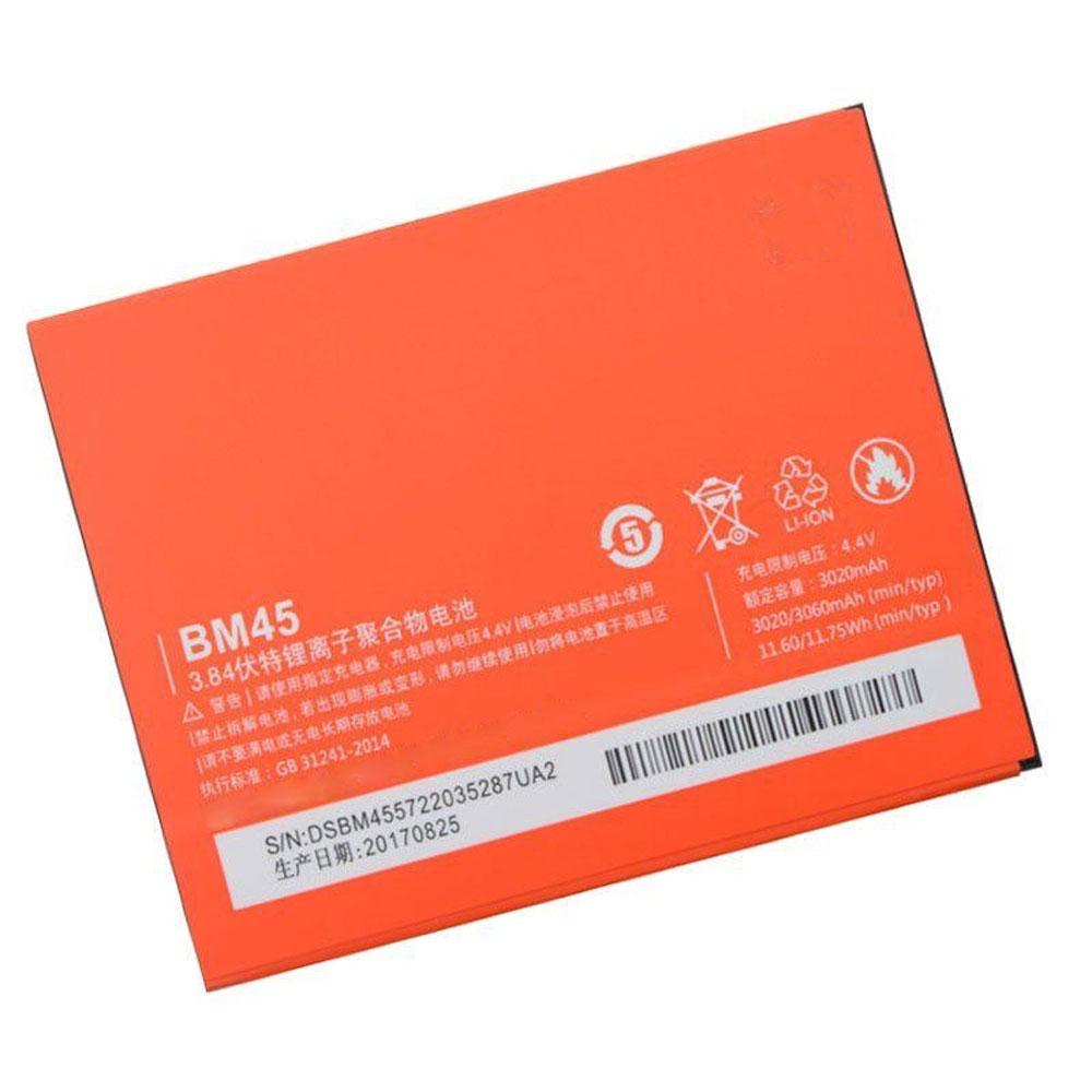 Xiaomi BM45 batterie
