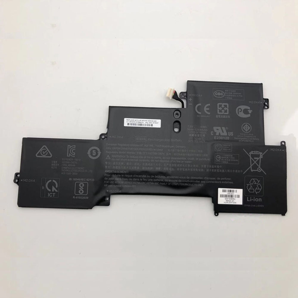 HP BO04XL batterie